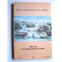 Collectif - Revue historique des armées.N°1 (Spécial) - 1974. 600 ans de constructions navales