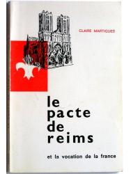 Le pacte de Reims et la vocation de la France