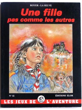 Jacqueline Royer - Une fille pas comme les autres