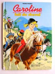 Pierre Probst - Caroline fait du cheval